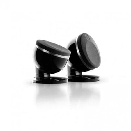 Focal par satelitskih zvočnikov Dôme Pack 2.0, črni