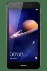 Huawei Y6 II, DualSIM, černý