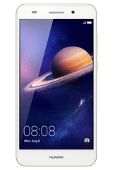 Huawei Y6 II, DualSIM, fehér