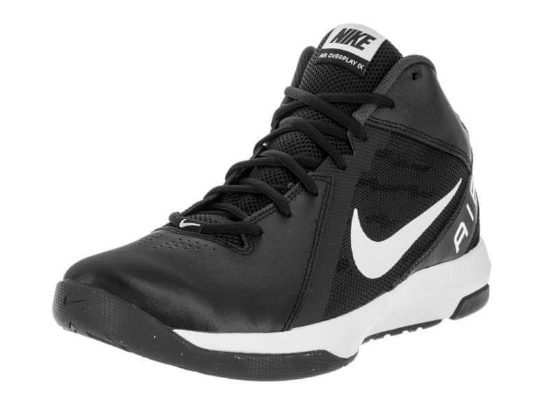Nike The Air Overplay IX Black/White/Anthracite/Dark Grey 42,5