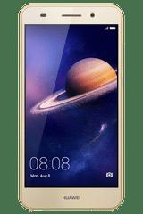 Huawei Y6 II, DualSIM, zlatý
