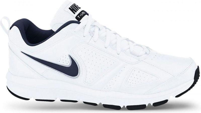 Nike T-Lite XI White/Obsidian/Black/Metallic/Silver 47.5
