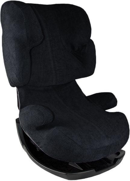 EKO Potah na autosedačky Cybex Pallas, Solution - černý