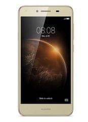 Huawei mobilni telefon Y6 Compact II, DualSIM, zlatni