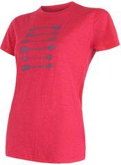 Sensor Koszulka damska Merino Wool