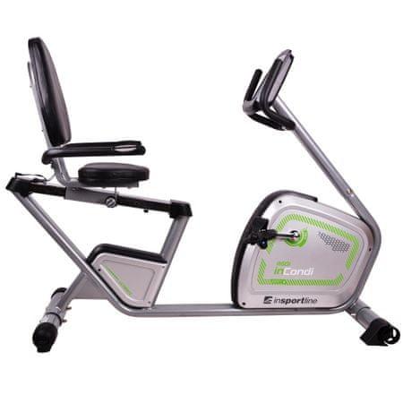 Insportline Rower treningowy poziomy inCondi R60i