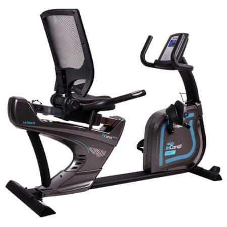 Insportline Rower Rehabilitacyjny inCondi R600i treningowy poziomy