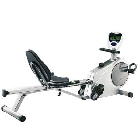 Insportline Wioślarz i rower treningowy poziomy SEG 6601