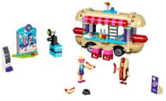 LEGO® Friends 41129 Vidámparki hotdog árusító kocsi