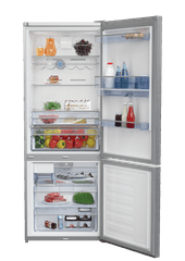 BEKO RCNE 520 E30ZX Kombinált hűtő