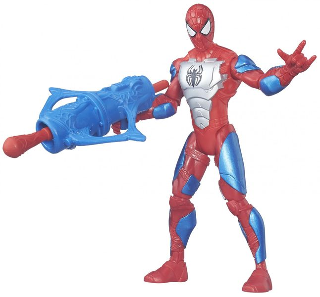 Spiderman Figurka 15 cm – Armored Spider Man