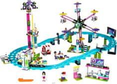 LEGO® Friends 41130 Vlak smrti u zabavnom parku