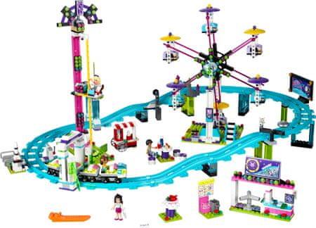 LEGO Friends 41130 Vlakec smrti v zabaviščnem parku