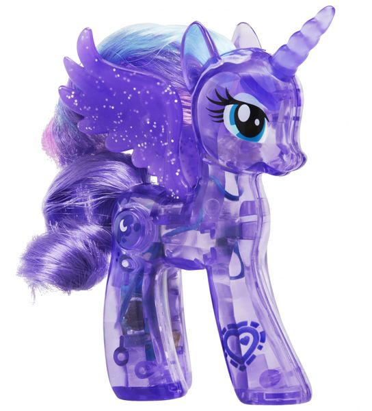 My Little Pony Třpytivá princezna Luna