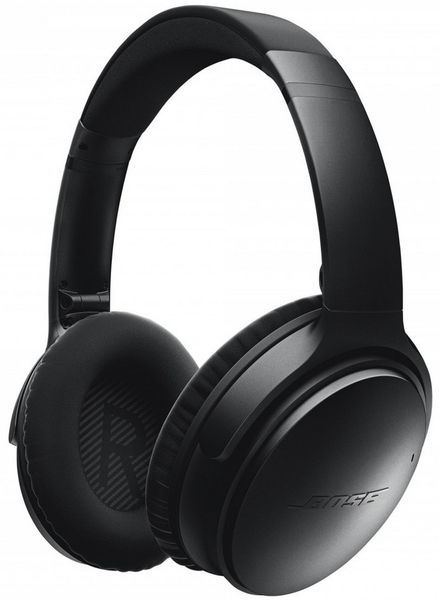 Bose QuietComfort 35, černá
