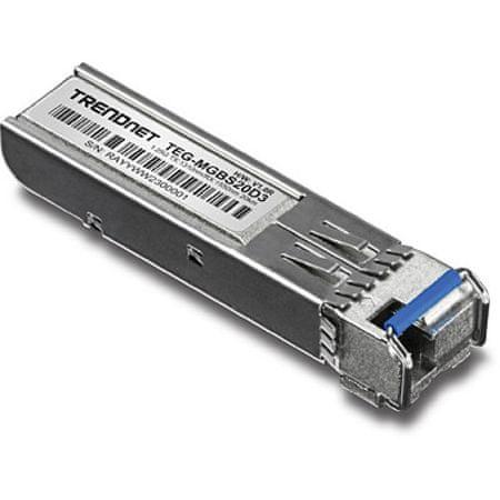 TrendNet modul za podaljšanje razdalje signala TEG-MGBS20D3