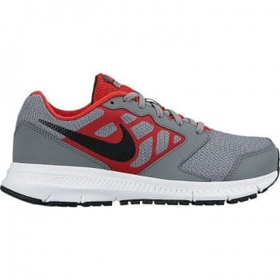 Nike Downshifter 6 GS/PS Jr Grey/Red 32