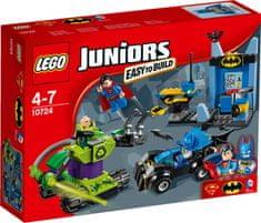 LEGO® Juniors 10724 Batman™ i Superman™ protiv Lexa Luthora™
