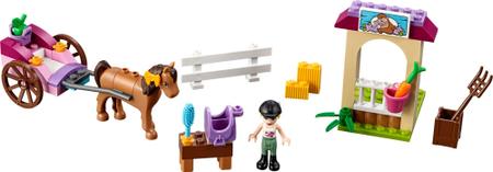 LEGO JuJuniors 10726 Przyczepa konna Stephanie