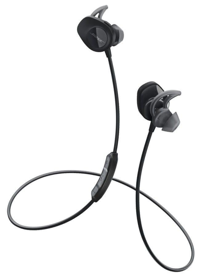 Bose SoundSport wireless bezdrátová sluchátka, černá