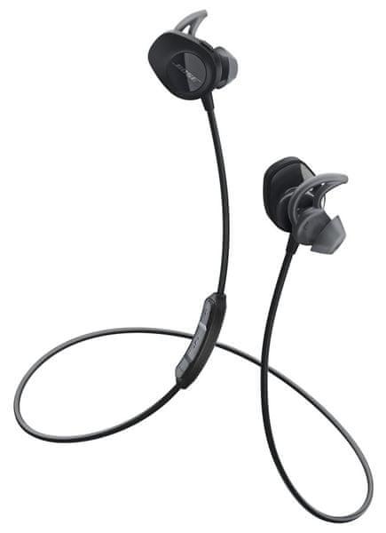 Bose SoundSport wireless, modrá - II. jakost