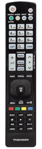Thomson ROC1105LG, univerzální ovladač pro TV LG