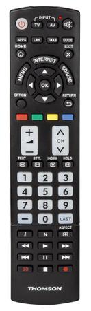 Thomson ROC1105PAN, univerzální ovladač pro TV Panasonic - II. jakost