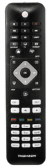 Thomson ROC1105PHI, univerzálny ovládač pre TV Philips