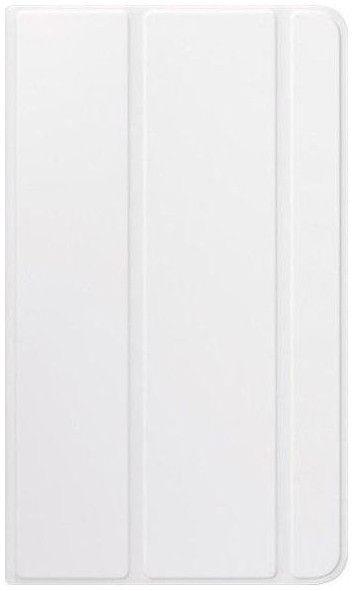 Samsung polohovací pouzdro EF-BT285P, Samsung Galaxy Tab A 7, bílé - II. jakost