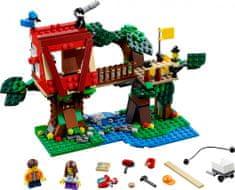 LEGO® Creator 31053 Pustolovine u kućici na drvetu
