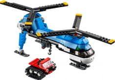 LEGO® Creator 31049 Helikopter s dvostrukom rotacijom