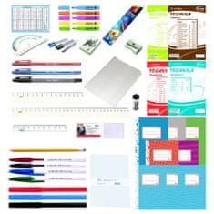 Bi-Office Alsótagozatos írószer csomag, 150 db