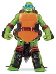 Želvy Ninja Transform to vehicle Leonardo