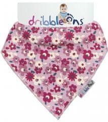 XKKO Dribble Ons Designer Floral Ditsy