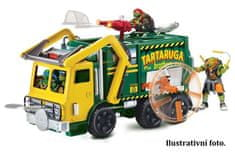 Teenage Mutant Ninja Wojownicze żółwie ninja ciężarówka