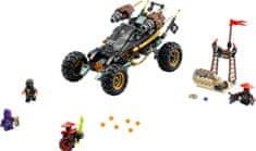 LEGO NINJAGO  70589 Premagovalec grušča