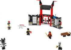 LEGO NINJAGO 70591 Beg iz zapora Kryptarium