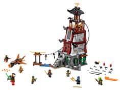 LEGO® Ninjago 70594 Obleganje svetilnika