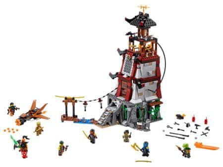 LEGO Ninjago 70594 Obleganje svetilnika