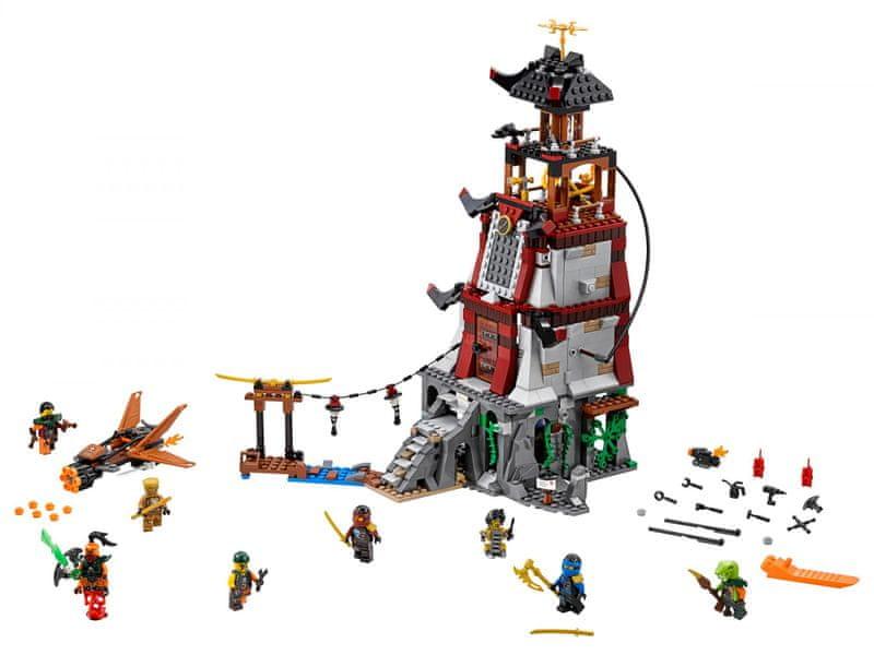 LEGO® Ninjago 70594 Obléhání majáku