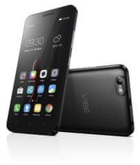 Lenovo mobilni telefon Vibe C, črn
