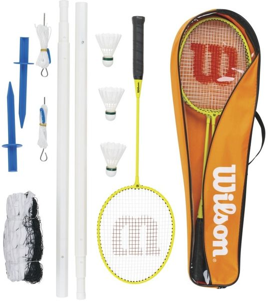 Wilson Badminton Set 4 Pcs 3