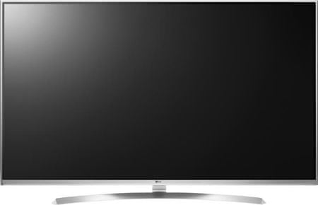 LG 55UH8507 139 cm 3D Smart SUPER Ultra HD HDR LED TV