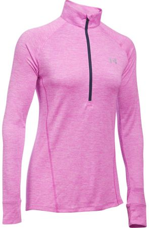 Under Armour jopica Tech 1/2 Zip Twist, vijolična, L