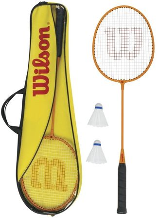 Wilson zestaw do badmintona Badminton Gear Kit 2 Pcs 3