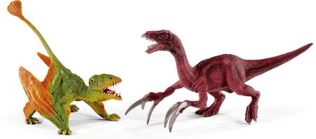 Schleich figuri dinozavra Dimorphodon in Therzinosaurus