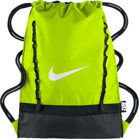Nike Brasilia 7 Volt/Black