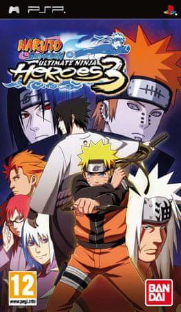 Namco Bandai Games Naruto Shippuden: Ultimate Ninja Impact ESS (PSP)
