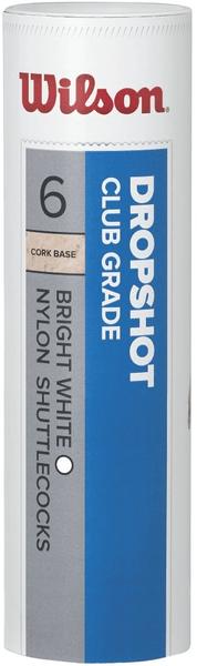 Wilson Dropshot 6 Tube White