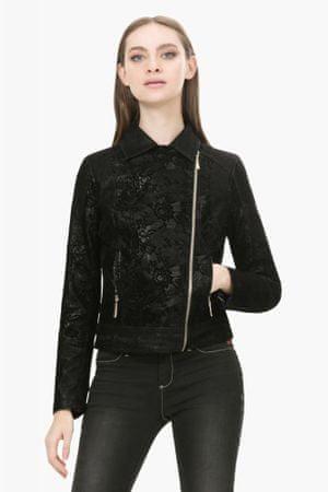 Desigual női kabát 36 sötét szürke
